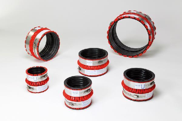 Manchon VPC 300 Ø313-382mm