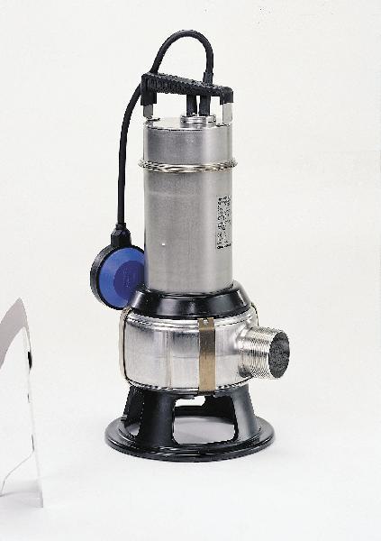 """Pompe de relevage acier inox UNILIFT AP50B.50.08.A1V 2"""" +flotteur"""