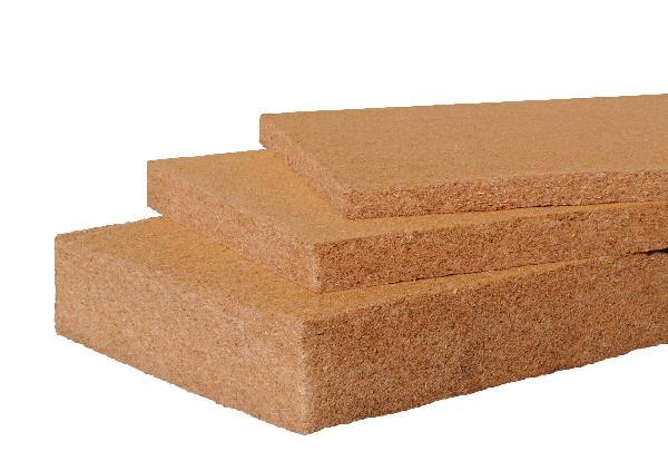 Panneau fibre de bois PAVAFLEX CONFORT36 100mm 122x57.5cm par 4 R=2,75