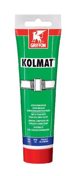 Pâte d'étanchéité KOLMAT 300 g
