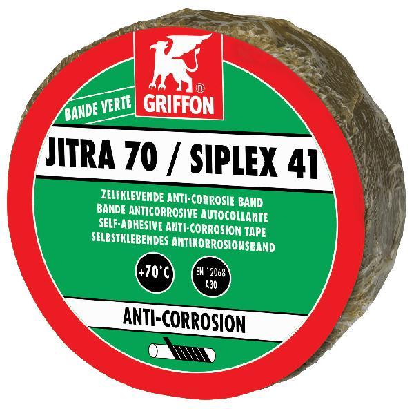 Bande anti-corrosion JITRA 70 100mm 10m