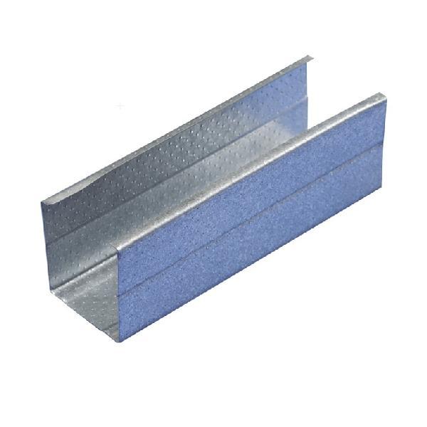 Montant métal 100/35 6/10eme 4,00m
