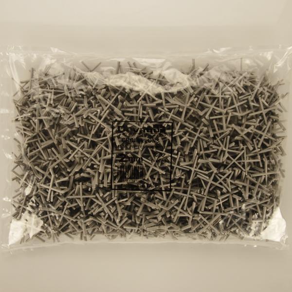 Croisillons PRO 2mm sachet 1000