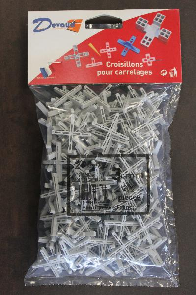 Croisillons PRO 3mm sachet 200