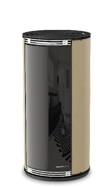 Poêle à granules RELAX 8 champagne