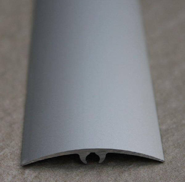Seuil inclinable alu anodisé chromé mat 42mm 2m