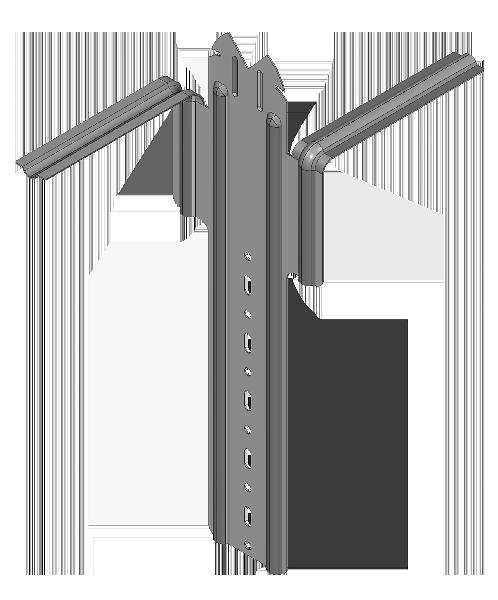Suspente RC EVO 265mm boite 25