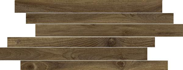 Carrelage décor MORE stick ciliegio 20x50cm Ep.10mm