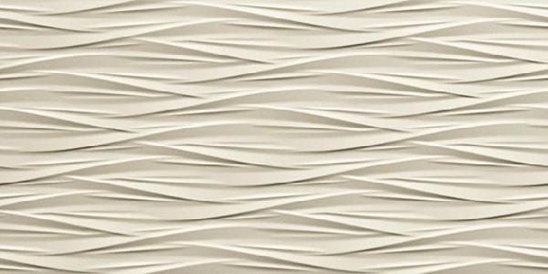 Faïence 3D WALL DESIGN wind sand rectifié 40x80cm Ep.10mm