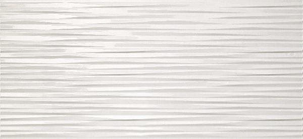 Faïence 3D WALL DESIGN ultra blade white rectifié 50x110cm Ep.11mm