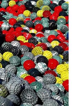 Spheres de rétention BOULBAC Big Bag 2,5 m3