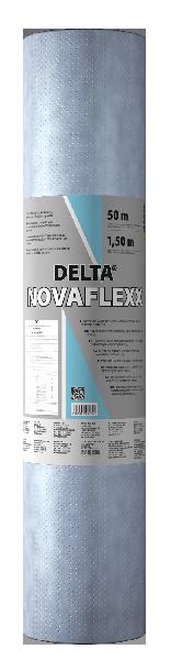 Membrane étanchéité à l'air hygrorégulante DELTA NOVAFLEXX 50x1,50m