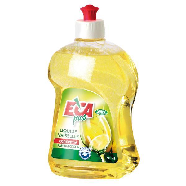 Liquide vaisselle ECA jaune 500ml