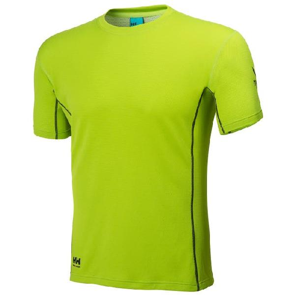 Tee-shirt MAGNI lime T.XL