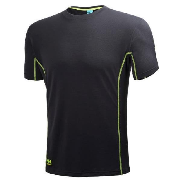 Tee-shirt MAGNI noir T.M