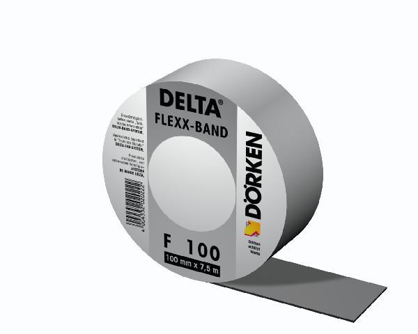 DELTA FLEXX BAND / ROULEAUX 10M
