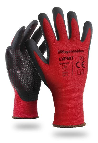 Gant EXPERT LES INDISPENSABLES rouge T.9 lot 6