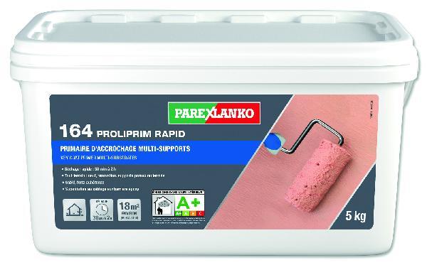 Primaire adhérence 164 PROLIPRIM RAPID multi-supports seau 5kg