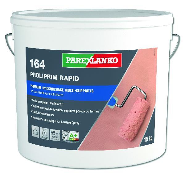 Primaire adhérence 164 PROLIPRIM RAPID multi-supports seau 15kg