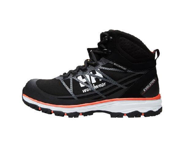 Chaussures de sécurité hautes CHELSEA EVOLUTION MID noir S3 T.46
