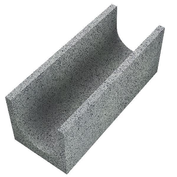 Bloc thermique à coller FABTHERM1&2 linteau 20x20x50