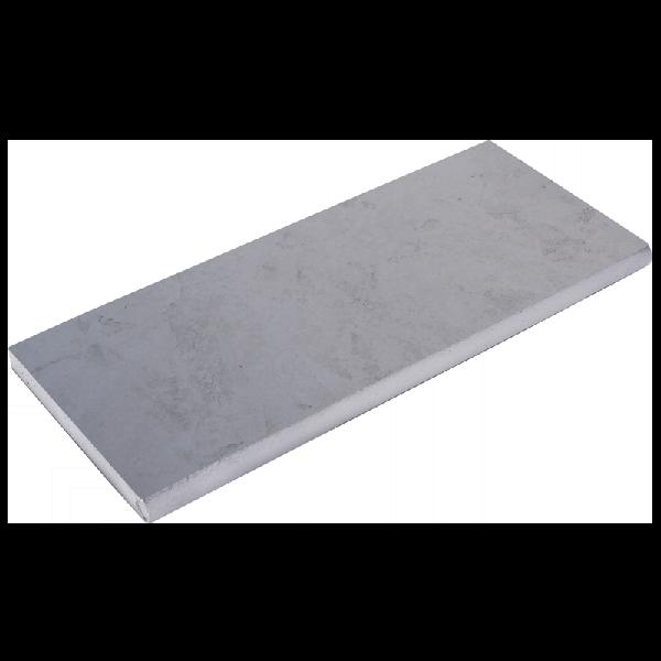 Margelle droite NASHIRA 30x80cm Ep.35mm gris minéral nuancé