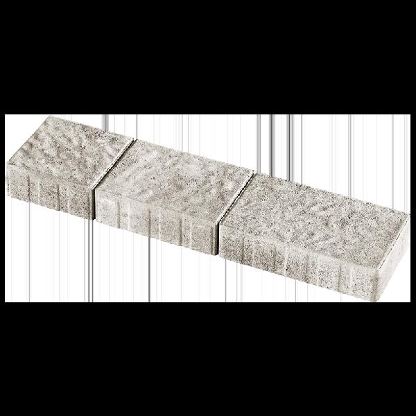 Pavé QUEBEC brut 3 formats pierre Ep.6cm