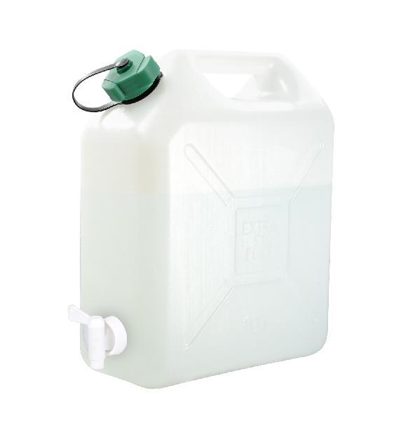 Jerrican à eau plastique avec robinet 20L