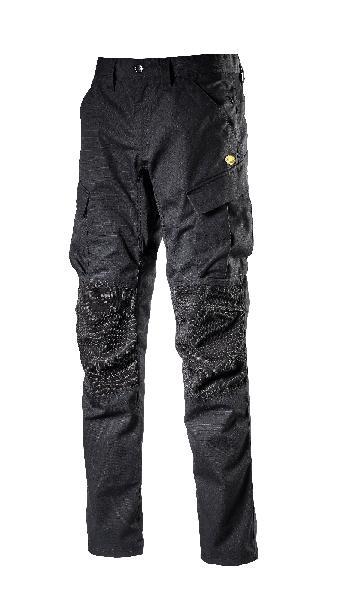 Pantalon CARGO RIPSTOP noir T.M