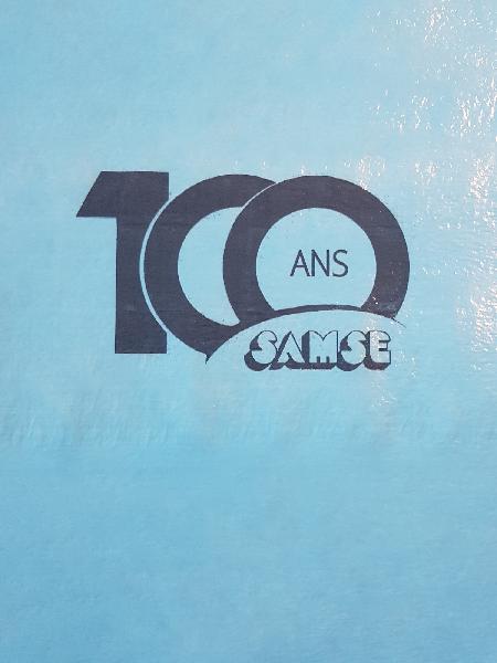 Bâche de protection POLYPROTEC ACTIV Ed.100 ans 1x25m