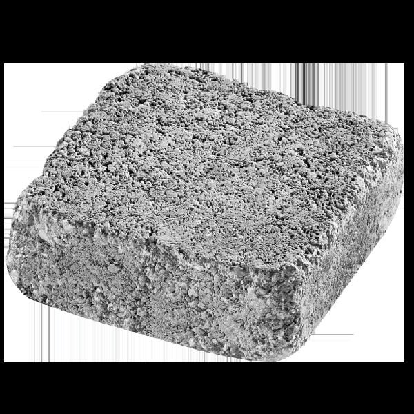 Pavé MEDIEVAL vieilli 12x12cm Ep.6cm gris nuancé palette 11,06 m²