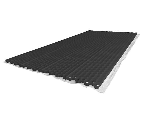 Plaque de stabilisation NIDAGRAVEL 139+ 120x80cm Ep.4cm Noir