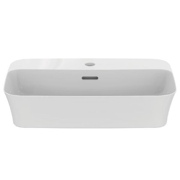 Vasque IPALYS à poser blanc 55x38