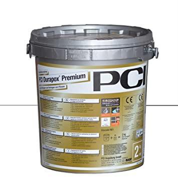 Joint carrelage DURAPOX PREMIUM gris ciment n°31 seau 2kg