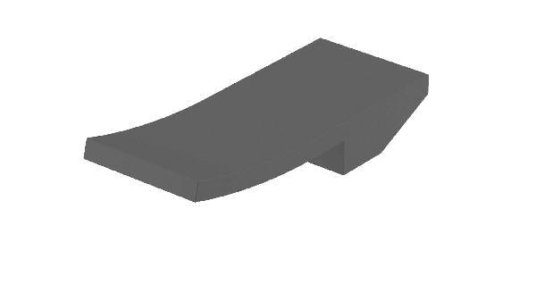 Poignée lavabo/bidet ELY noir mat