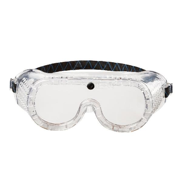 LUNETTE DE PROTECTION ECO aéré de protection pour visage transparent