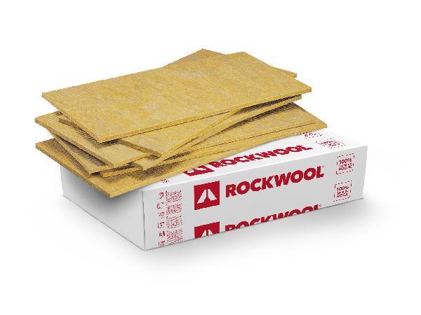 Laine de roche ROCKSOL EXPERT 20mm 120x60cm par 8 panneaux R=0,5