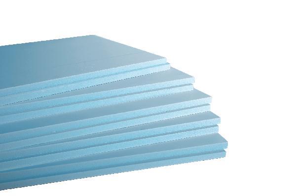 Polystyrène extrudé RAVATHERM XPS 300SL 40mm 125x60cm R=1,2