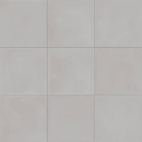 Carrelage CONTRASTI grigio 20x20cm Ep.10mm