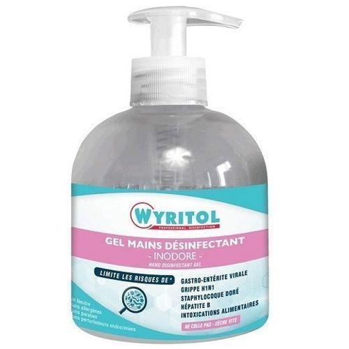 Gel hydroalcoolique WYRITOL 0,300L