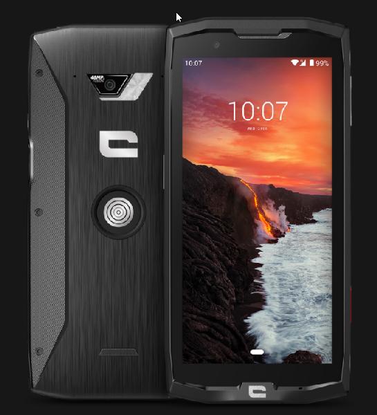 Smartphone PACK PRO CORE-X4 + x-glass + x-câble + x-dock