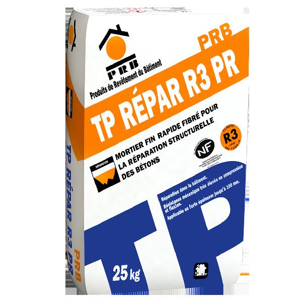 Mortier réparation TP Répar R3 PR Gris fibré sac
