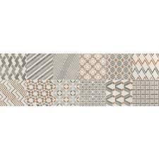 Faïence décor BREEZE marmette perla 20x60cm