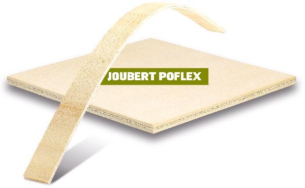 Panneau contreplaqué POFLEX cintrable fil travers 07x1220x2500mm