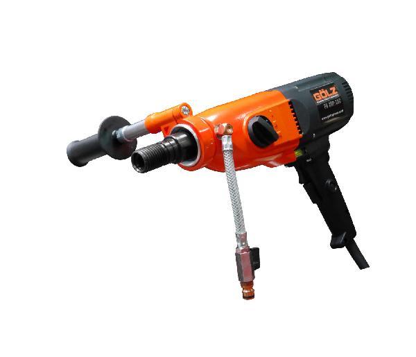 Carotteuse portable FB20P avec poignée pistolet électrique 2,2kW à béton