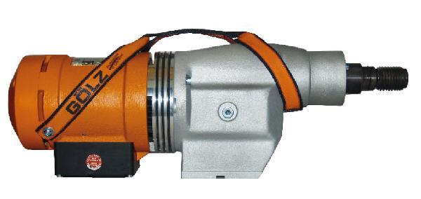 Moteur de carottage pro BBM33L avec poignées alu électrique 3.3kW à béton