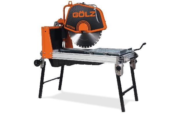 Scie sur table pour maçon électrique MS700A 2,2W 230V pompe à eau