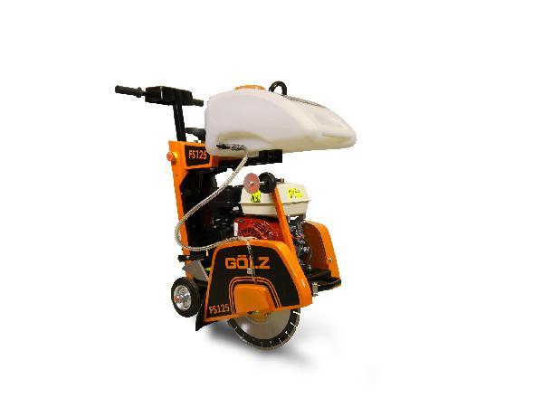 Scie à sol FS125 4,8W de chantier