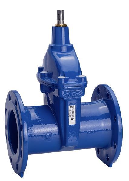 Vanne longue DN125 FAH ISO PN10 à PN16 16bar