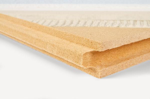 Panneau fibre de bois THERMOWALL NF 60mm 180x60cm R=1,45